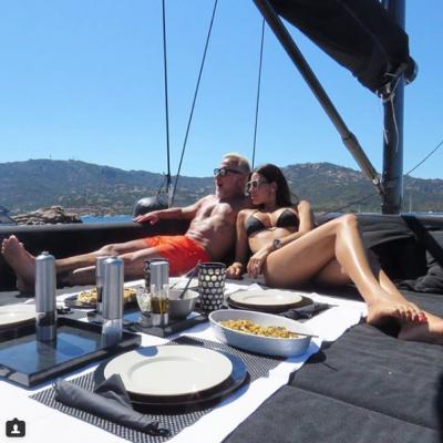 Das Boot als schwimmende Freiluft-Couch