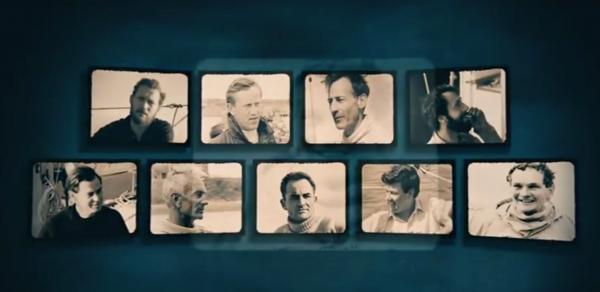 Die Teilnehmer des Golden Globe Race 1968