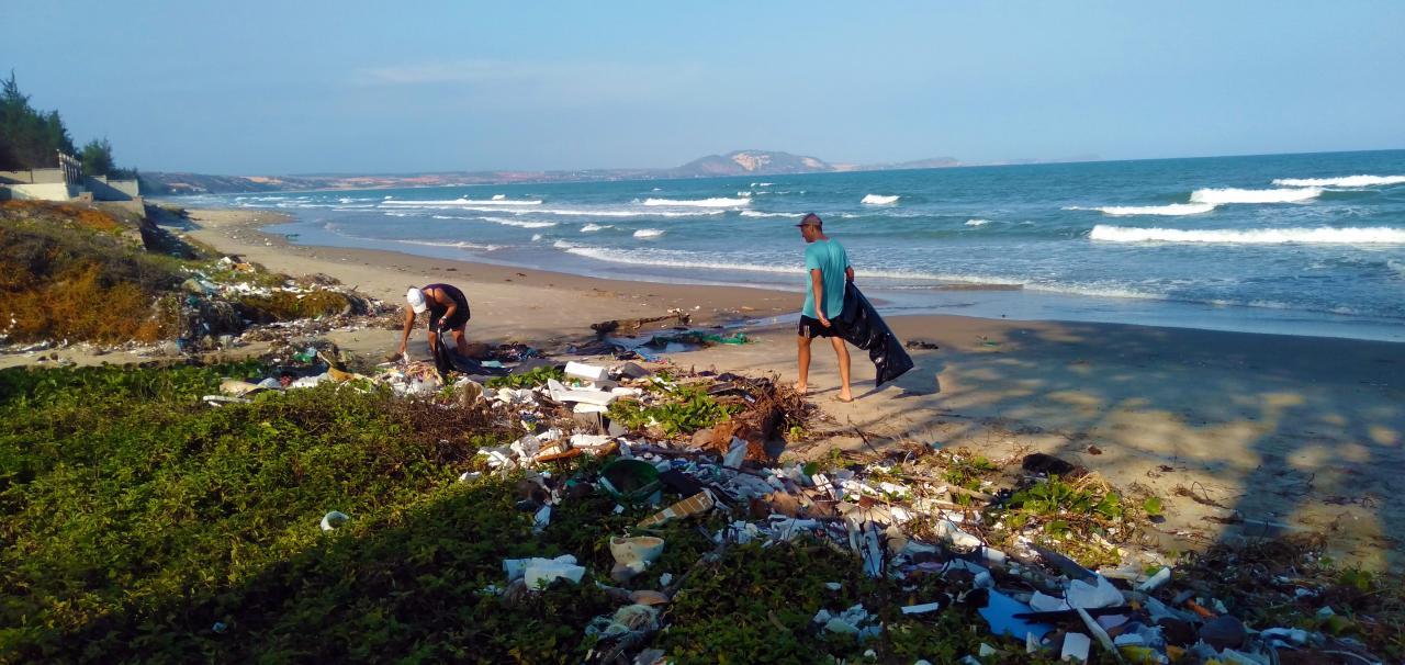 Der «Verursacher» Mensch muss was gegen die Vermüllung der Ozeane unternehmen