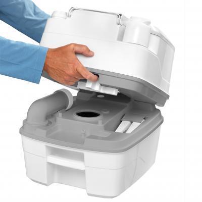 PortaPotti – chemische Toilette für Yachten