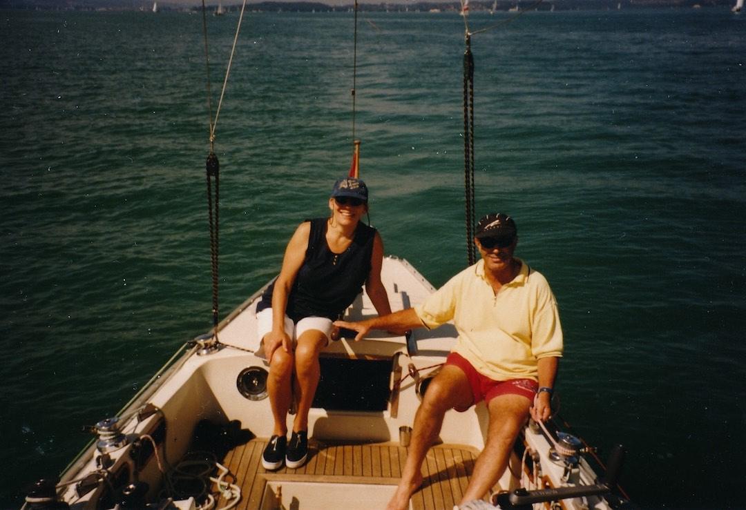 Schöne Stunden mit «Chichester auf dem Bodensee