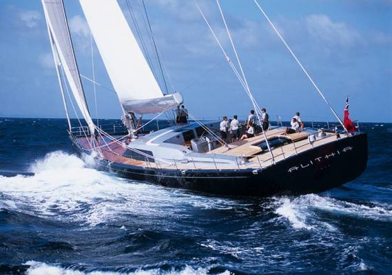 Stollmanns Luxus Yacht Alithia