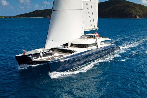 Segel katamaran kaufen  Der grösste Katamaran der Welt! | boat24.com/de