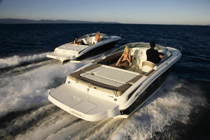 Die Sea Ray 240, das meist gesuchte Motorboot auf boat24.com