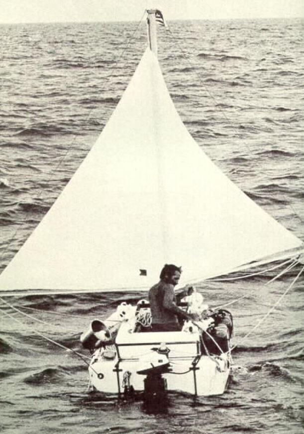 Aprilscherz Hugo Vihlen, 1. Rekord 1968  © vihlen