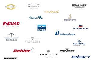 Die beliebtesten Bootsmarken 2015