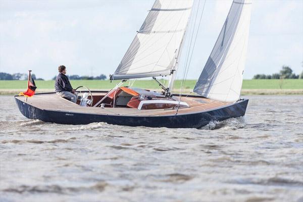 Die neue Lütje 35 bietet den meisten Platz unter Deck  © Lütje Yachts/Nicole Werner