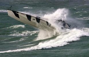 Mit Highspeed durch die Welle