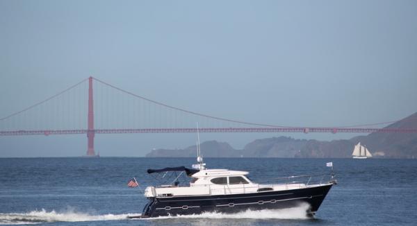 Transatlantik unter Motor