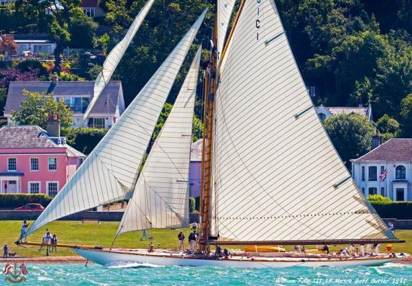 Traum von einer Yacht