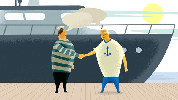 Bootspreis verhandeln