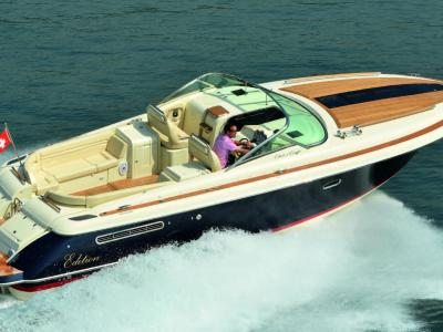 Chris-Craft Corsair 36 Testbericht