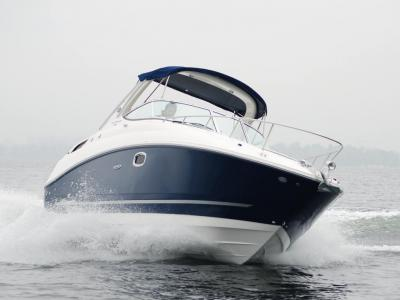 SeaRay 285 Sundancer Testbericht