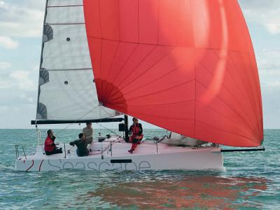 Seascape 27 Rapport de test