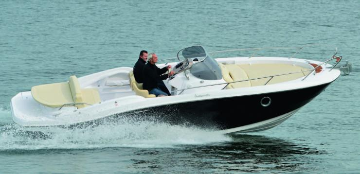 Sessa Key Largo 24 Inboard