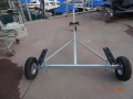 Harbeck Slipwagen 400 Launching Trolley